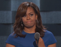 First Lady speaks at democratic Convention.
