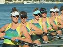 Women's Eight go to Rio