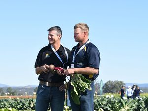 Horticulture expo draws crowds to the Lockyer Valley