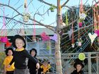 EACH year the Prep students at Glennie Heights are given the special privilege of preparing the Jumpers and Jazz tree jumper entry.