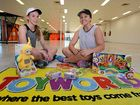 Rocky family bring brand-new Toyworld to town