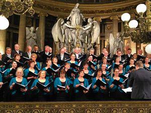 Oriana Choir takes its joyful music to the world