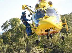 The Westpac Life Saver Rescue Helicopter Service