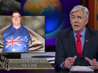 "DAWSON MP George Christensen has responded to his roasting on Shaun Micallef's Mad As Hell last night, describing it as ""funny"" and ""light-hearted""."