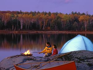 Camping on agenda