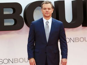 Matt Damon is taking a break from acting