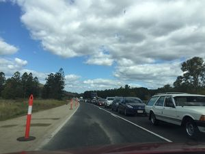 Heading south this weekend? Expect delays on Bruce Highway