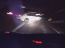 Dashcam: Driver terrified by collision