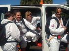 GHOSTBUSTERS have dropped in to Gladstone to uncover some of our darkest paranormal secrets - or to just take out the Great Yarwun Valley Rally.