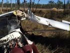 VIDEO: Crash pilot tells neighbour what he had for breakfast