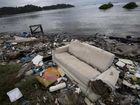 ATHLETES competing in the Rio Olympics have been given worrying instructions on how to deal with the polluted water there.