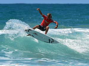 Top marks for Sunshine Coast at school state surfing titles