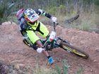 Gravity Enduro, Jake Keleher.Photo Allan Reinikka / The Morning Bulletin