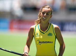 Tweed's Gabi Nance debuts in Hockeyroos' loss
