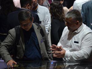 Samsung Galaxy Note7 creates buzz in Big Apple
