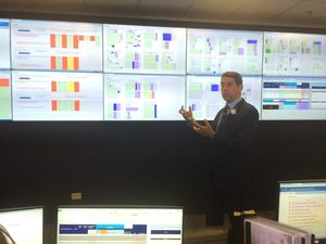 Command centres could be coming to a hospital near you