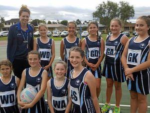 CHAMPIONS: St Mary's Primary School Casino netball team.