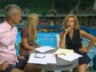 SOCIAL media users are defending the BBC presenter Helen Skelton after she was subject to abuse over her outfit choice while presenting the Rio Olympics.