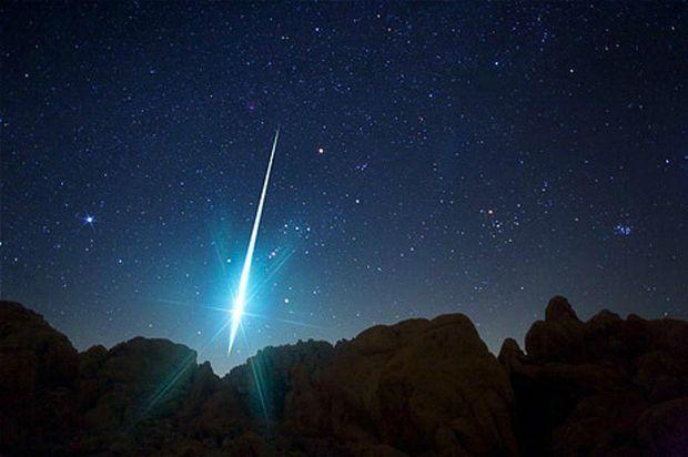 Meteors that 'light up the sky' incoming as Perseid peaks