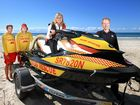 FINGAL Rovers Surf Lifesaving Club is ready to get back in the water after receiving Federal funding to purchase a new jet ski and trailer.