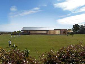 Major new sports stadium getting built in Toowoomba
