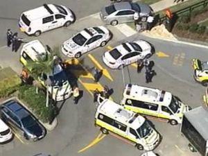 Stabbing rampage leaves four injured