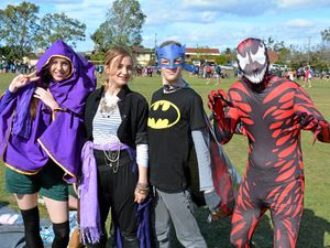 Lockyer High athletics day
