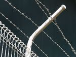Fence with barbed wire. Photo: Chris Ison / The Morning Bulletin
