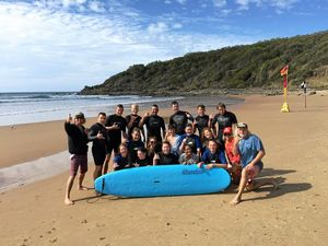 Access to Great Keppel Island key to backpacker success