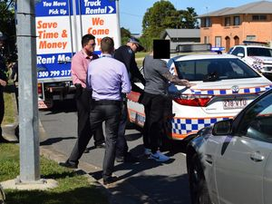 Outlaw bikie gang associates charged after huge search