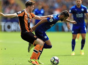 Champion Leicester loses opening EPL clash