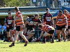 IT WAS heartbreak for the Coffs Snappers after they were beaten in extra time by Kempsey meaning they missed out on a MNC Rugby grand final berth by a whisker.