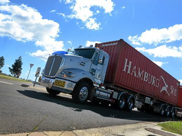 Trucking operators joined forces to show local councils the benefits of PBS recently.