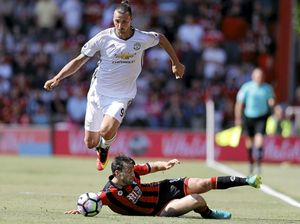 Zlatan still has what it takes, says United boss