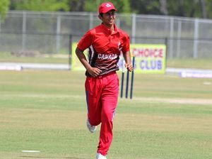 Dalby cricket star playing for Canada