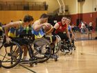 An exhibition game to showcase wheelchair Basketball on the Sunshine Coast FREE HOLIDAY EVENT