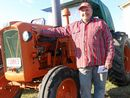 A rumbling convoy of farming heritage rolled out of Gatton for the 17th annual Tractor Trek.