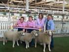 This Inglewood sheep producer says the Darling Downs has the best sheep in Queensland after a big win at Ekka