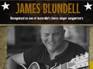 The original urban cowboy, James Blundell, is hitting Mackay on September 1st and the Metropolitan Hotel is the ONLY place to catch him!