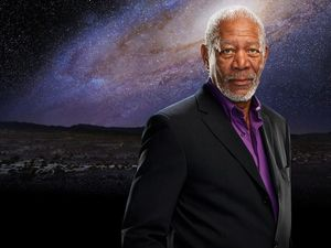 Morgan Freeman asks: are we alone? Why do humans exist?