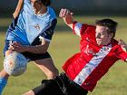 Whitsunday FC's Premier Men claimed a solid 6-1 victory over Mackay Crusaders on Saturday.