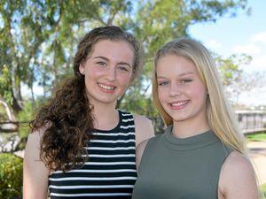 Teens take on international modelling showcase