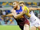 HAD ENOUGH: Daniel Merrett of the Lions will call it quits at the end of the year.