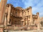 The ancient ruins of Jordan