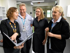 Special nurses for Ipswich, 21 to join ranks over three years