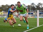 CANBERRA proved itself the best second-half side in the NRL