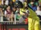 The Australia A cricket team will start training at Harrup Park today ahead of the Quadrangular A Series