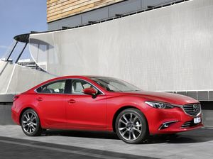 Mazda6 Touring road test and review