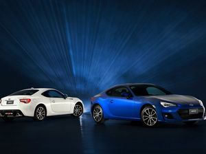 Refreshed Subaru BRZ has more power, kit and fresher styling