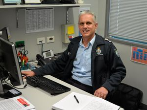 MAKING CONNECTIONS: Senior Sergeant Troy Salton looks forward to further bridging the gap between police and the Lowood community.